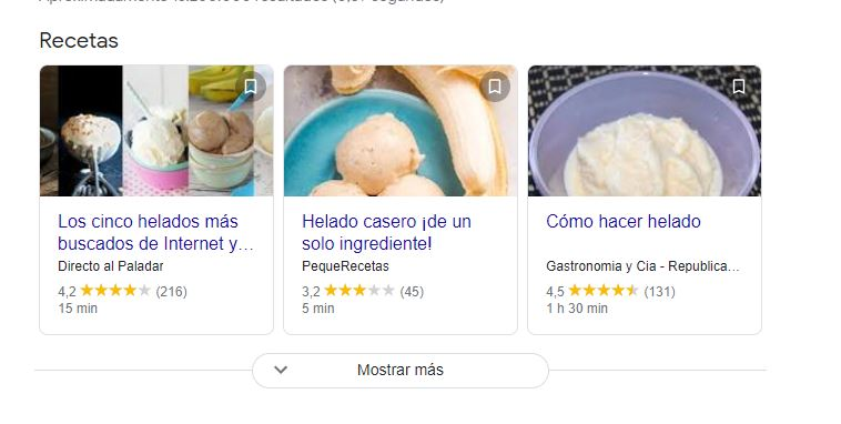 carrusel rich snippets